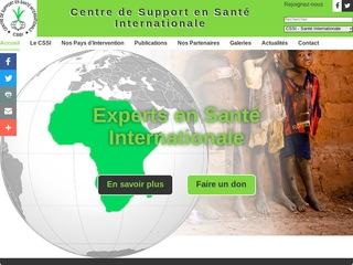 Centre de Support en Santé Internationale