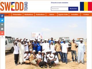 Projet SWEDD Tchad